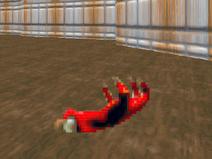 Garra oscura Doom 0.4