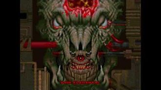 Doom II (1994) - MAP30 Icon of Sin 4K 60FPS