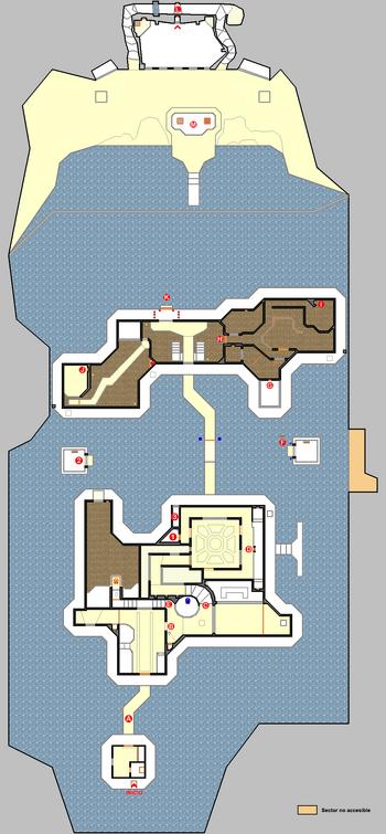 FD-E MAP32 map