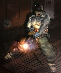 D3 Commando Chaingun