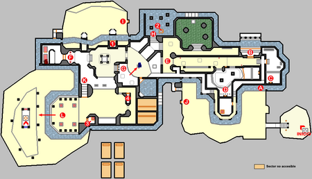 FD-P MAP26 map