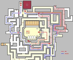 FD-P MAP11 map - rojo