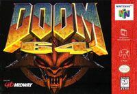 Doom 64 Box