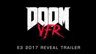 DOOM VFR – E3 2017 Reveal Trailer