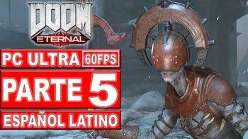05-Doom Eternal Gameplay Español Latino - No Comentado (PC Ultra)