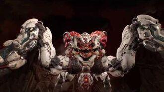 Doom Spider Mastermind Fight