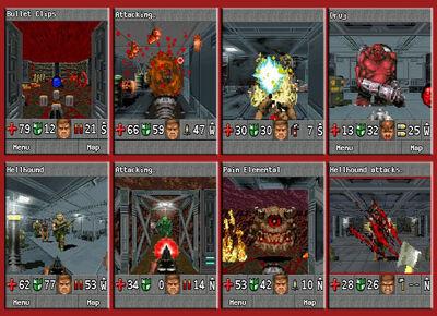 DoomRPG enemigos