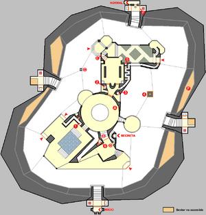 FD-E MAP15 map