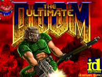 UltimateDoom titulo