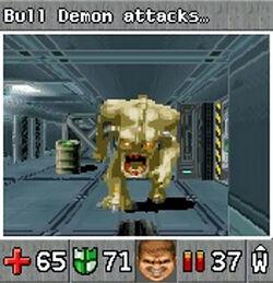DoomRPG BullDemon