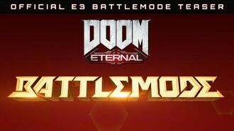 DOOM Eternal – BATTLEMODE Teaser