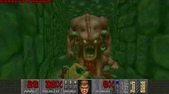Doom II (1994) - MAP09 The Pit 4K 60FPS