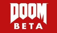 Doom4 beta logo