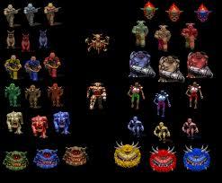 DoomRPG Monstruos