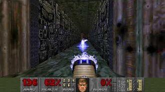 Doom (1993) - E3M8 Dis 4K 60FPS