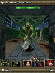 DoomRPG2 Gran Sawcubus