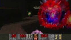 Doom II (1994) - MAP20 Gotcha! 4K 60FPS