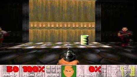 Jugamos Doom con John Romero