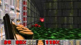 Doom II - Nivel 33
