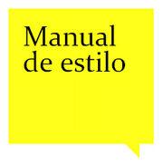 Manual Estilo