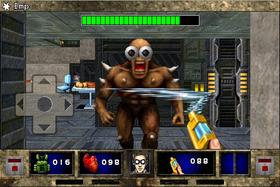 DoomRPG2 PistolaAgua