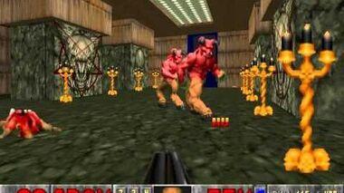 TNT Evilution - Map05 Hanger (Ultra-Violence, 100% Kills, 100% Secrets)