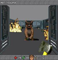 DoomRPG Hellhound