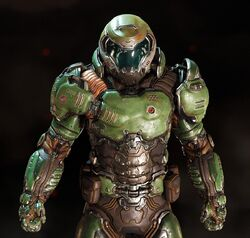 D4 Doom Slayer