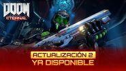 DOOM Eternal – Actualización 2 ya disponible