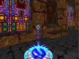Varita de zafiro (Hexen)