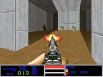 Fusil de asalto Doom