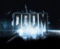 Doom peli logo