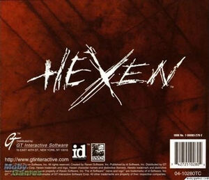 Hexen music