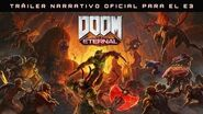 DOOM Eternal – Tráiler narrativo oficial para el E3