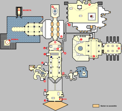 FD-E MAP31 map
