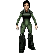 DoomRPG2 Kira Morgan