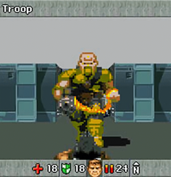 DoomRPG Troop