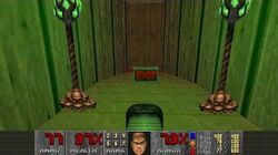 Doom II (1994) - MAP27 Monster Condo 4K 60FPS
