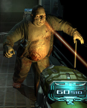 D3 Zombi gordo