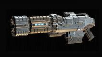 DE Fusil de plasma