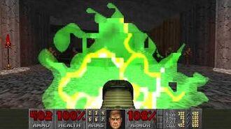 Doom II (1994) - MAP29 The Living End 4K 60FPS