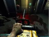 Motosierra (Doom 3)