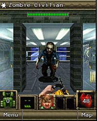 DoomRPG2 Zombi civil