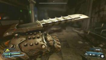 DE Espada Doom