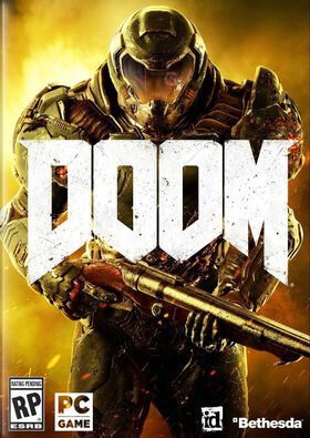 D4 Doom 2016 portada