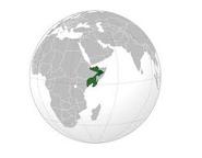 Map of wadiya
