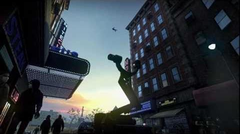 Prototype 2 - Heller Throws Down Trailer