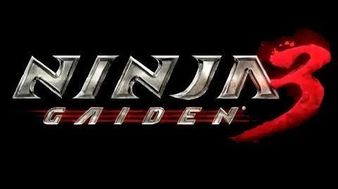 Ninja Gaiden 3 Launch Trailer HD