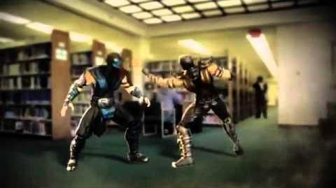Mortal Kombat - PS Vita Trailer