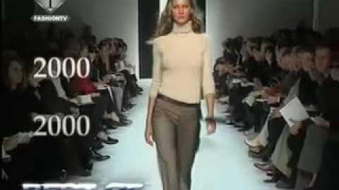 Gisele Bundchen Runway Collection (1998-2002)